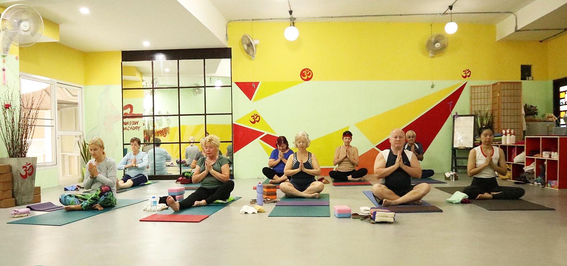 Weena Yogasana Studio